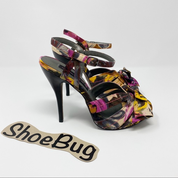 Steven By Steve Madden Shoes - Steven by Steve Madden High Heels P-Clair Floral